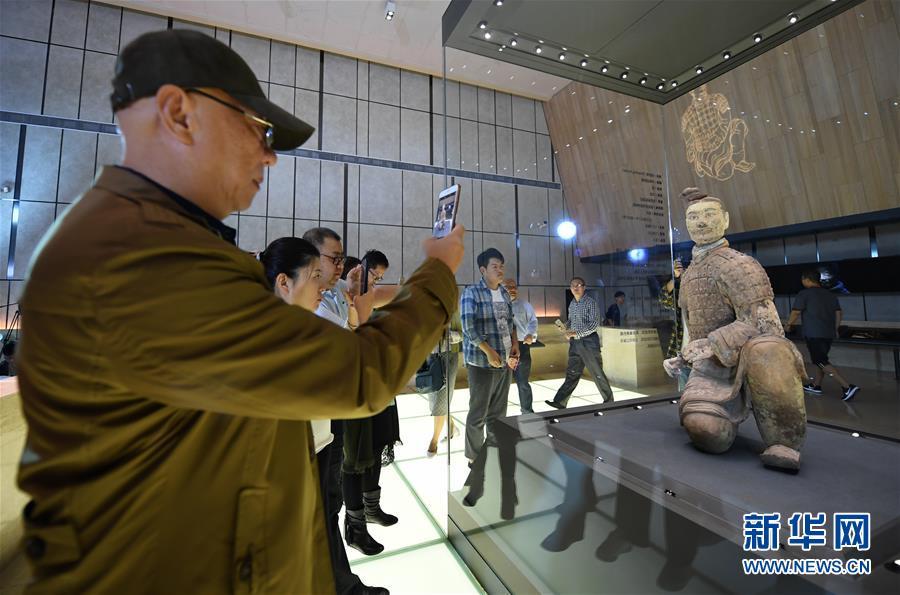 """陕西历史博物馆举办""""长安明月夜""""中秋博物馆之夜公益活动"""