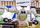 机器人制作咖啡
