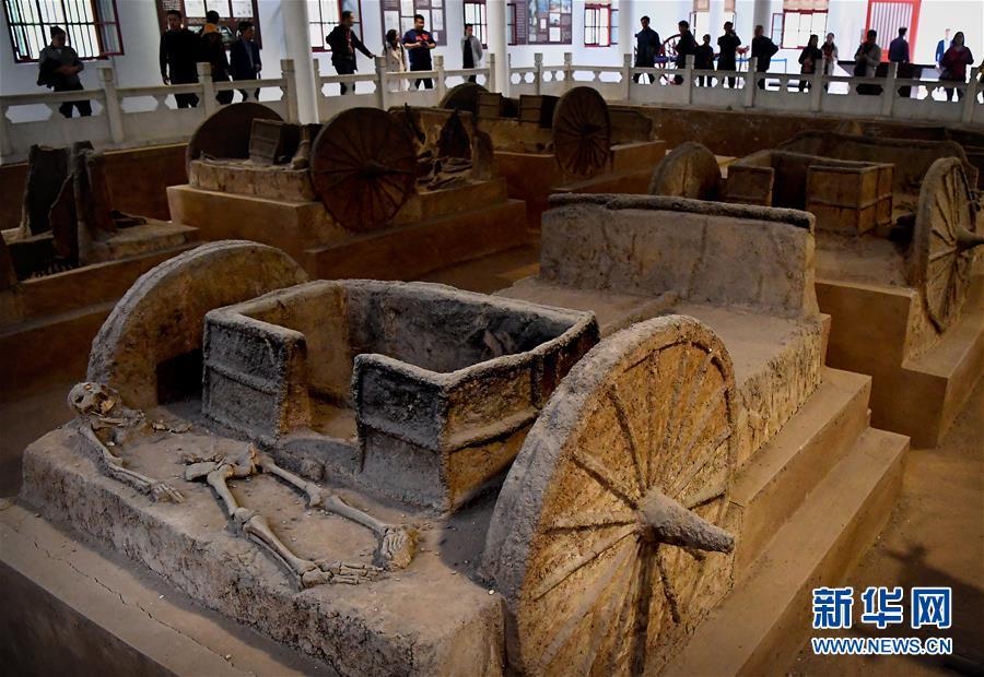 (新華全媒頭條·圖文互動)(9)殷墟:穿越三千年歷史的傳奇