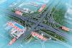 郑州四环线共设27座主立交 高架计划明年6月通车