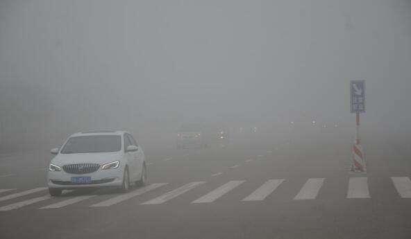 大雾又来,河南13条高速管制