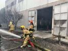 杭州一化工厂仓库起火无人员伤亡,周边千余学生疏散