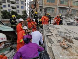 福州民房倒塌事件已致3人死亡 涉事房主被控制