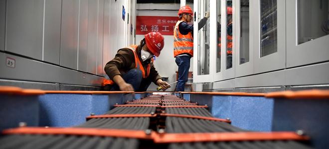 济南地铁建设加快推进