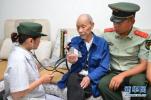 固安县柳泉中心卫生院为65岁以上老年人免费体检