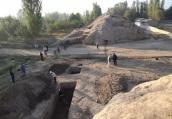 """洛阳考古方法获乌兹别克斯坦青睐 将助力探寻神秘古国""""大宛"""""""