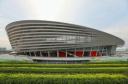 郑州奥林匹克中心通过竣工验收