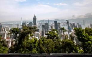 心疼香港不同语言版本