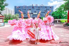"""""""老家穿越来""""快闪show引爆广州 呈现不一样的河南文化旅游魅力"""
