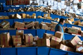 七十年 中国快递从零到全球第一