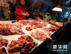 猪肉价格开始止涨回落 物价保持稳定有坚实基础