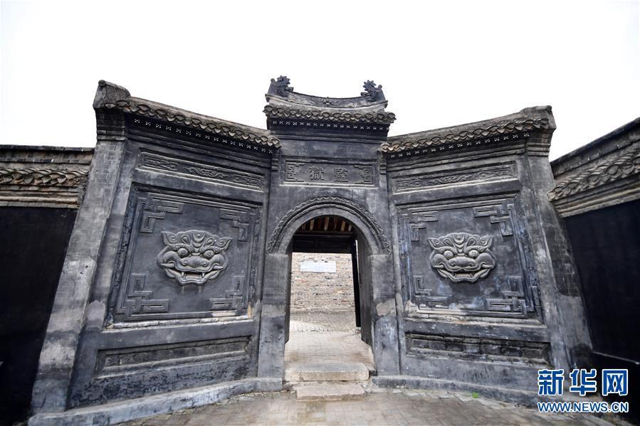 (新华视界)(8)河南内乡县衙:我国保存较完整的封建时代县级官署衙门
