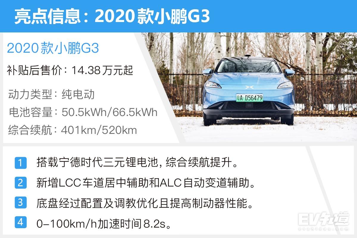不断在进步 实拍2020款小鹏G3长续航版