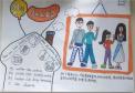 郑州高新区八一小学五年级暑假英语手抄报上线啦!