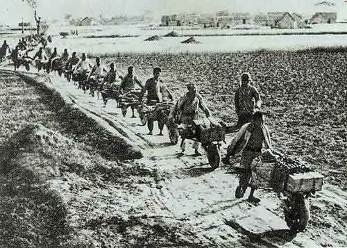 抗日战争中国损失人口-揭秘 抗战伤亡数据调研历时10年60万人参与