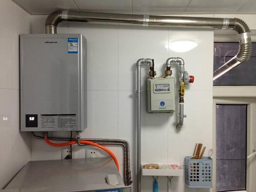 燃气热水器配件有哪些 燃气热水器安装注意事项0图片