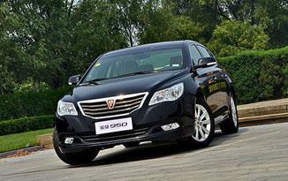 增加新动力系统 试驾荣威950 1.8T车型