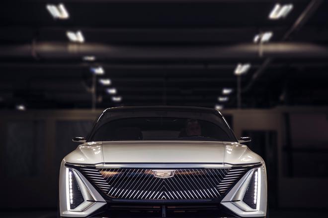 凯迪拉克智能纯电概念车LYRIQ将于2021上海国际车展全球首秀