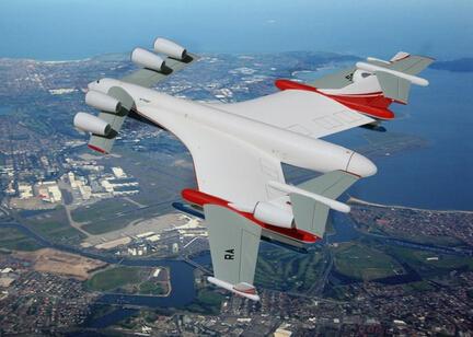 俄罗斯称将用新技术制造未来飞机