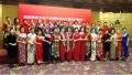 """民族服饰""""一带一路""""·丝绸之路环球之旅在京启动"""