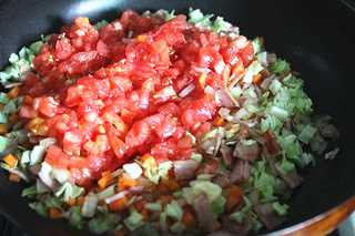 意大利蔬菜汤的做法步骤:5