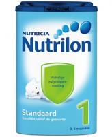 荷兰牛栏标准奶粉1段850g促销价122元