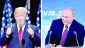 特朗普:美国与俄罗斯保持良好关系是好事