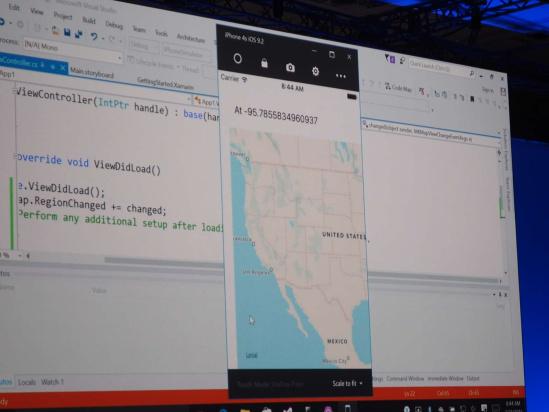 Build 2016 Xamarin、Azure及Office为大会重点 2