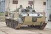 原来BMP-3战车方向盘长这个样