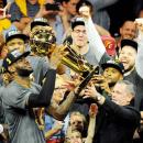 NBA总决赛骑士夺冠