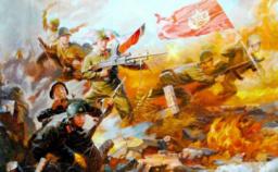 1950年朝鲜战争爆发