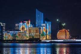 春节杭州灯光秀、音乐喷泉时间定了!快收藏