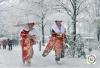 日本兴起单身男女寺院内相亲 僧侣当婚介