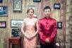 中国小伙娶乌克兰美女媳妇 回家乡办传统婚礼