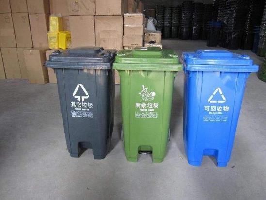 北京垃圾回收三桶变两桶?官方:垃圾分类将干湿分离