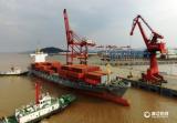 舟山:综保区配套码头吞吐量实现开门红