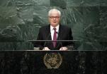 外交部:中方对俄常驻联合国代表丘尔金去世表示哀悼