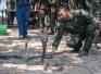 重口味!泰国专家训练军人如何在野外生吞有毒生物