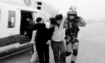 河北渔船舟山外海沉没7人获救 船员忆惊魂的一刻