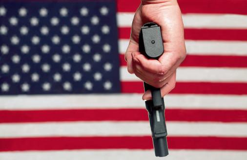 3%的美国持枪者拥有全美约50%的枪 人均17支