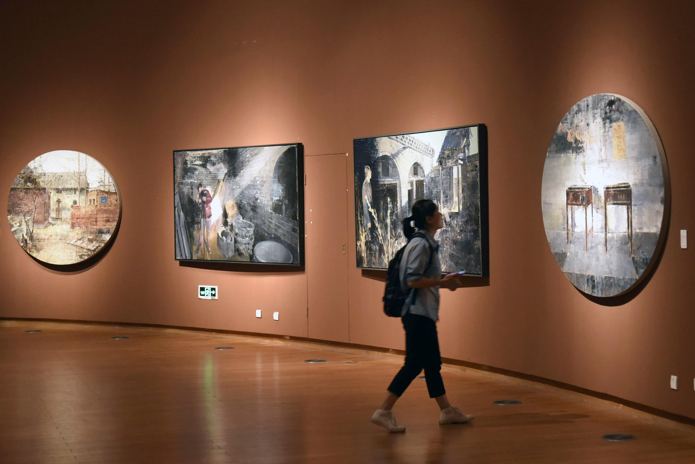 中国艺术新视界系列巡展亮相杭州