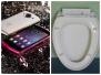 手机比马桶盖还要脏10倍 去卫生间别带手机