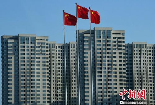 资料图:上半年国民经济稳中向好态势更趋明显 <a target='_blank' href='http://www.chinanews.com/'>中新社记者 张斌 摄