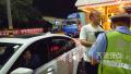俄罗斯男子无证驾车上高速 青岛交警开出千元罚单
