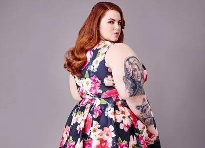 世界最胖女模特