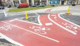 看看这道路规划共享单车再多也不怕!