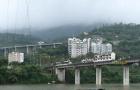 """三峡""""平湖""""美景"""