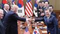 特朗普劝韩国多买武器:可以帮美国减少贸易赤字