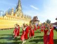 美丽老挝 风光秀丽异域风情