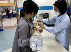 浙大儿院日门诊量又创新高 小儿流感、腹泻高峰来了